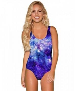 AM Stardust Premium Print Bodysuit