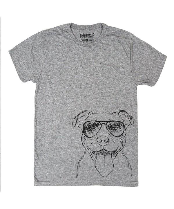 Inkopious Pitbull Triblend T Shirt Crewneck
