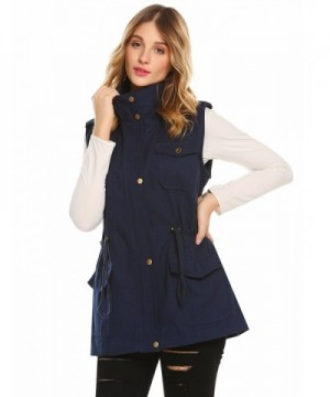 Women's Outerwear Vests Clearance Sale
