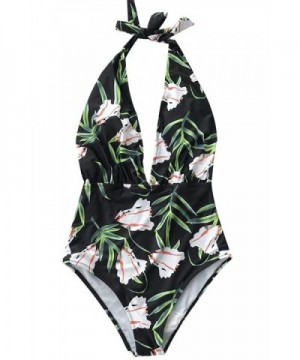Cupshe Fashion Printing Padding Swimsuit