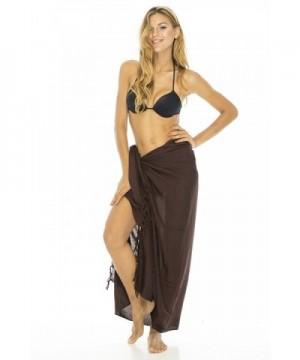 Sarong Coconut Back Bali Swimsuit