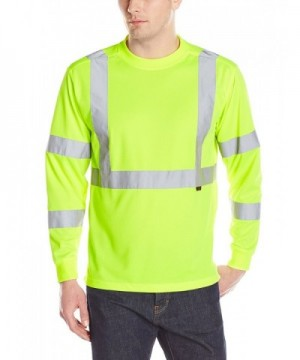Wolverine Caution Sleeve Green Large