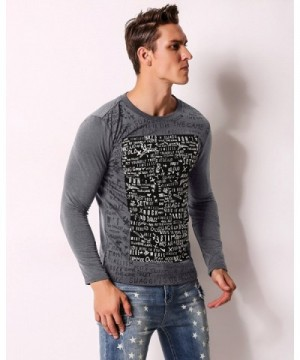 Fashion Men's Tee Shirts Online