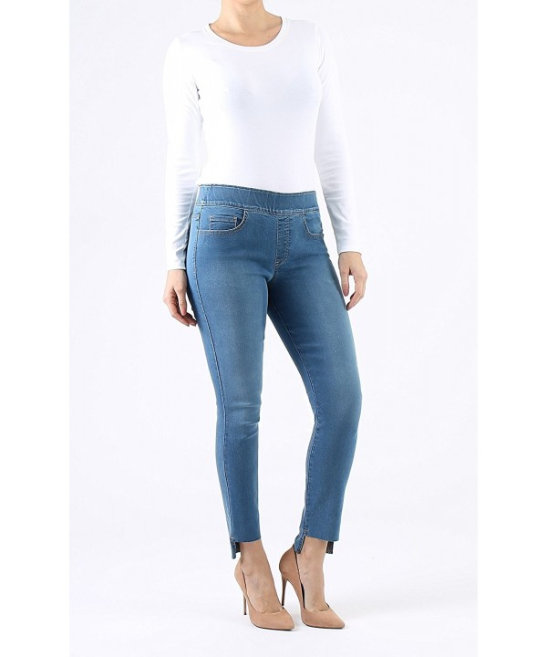 Indigo Society Womens Skinny Medium