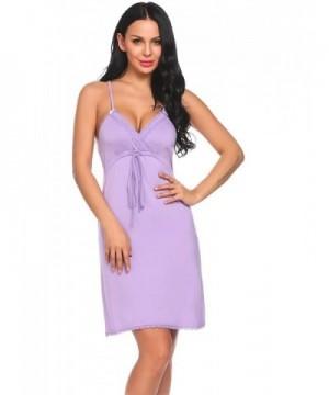 luxilooks Nightgown Babydoll Chemise Sleepwear