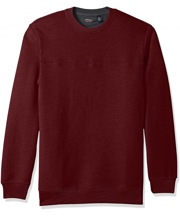 Arrow Long Sleeve Chocolate Truffle Heather
