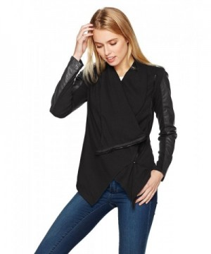 BLANKNYC Womens Faux Leather Private Practice