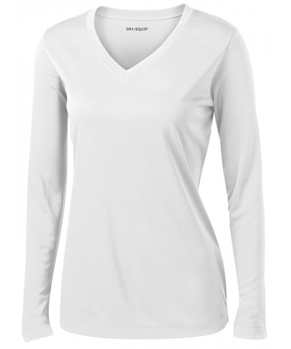 DRI EQUIP Ladies Moisture Wicking Athletic