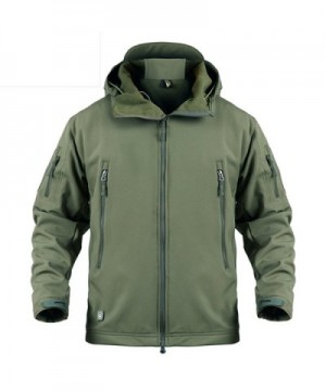 LASIUMIAT Softshell Military Tactical Camouflage