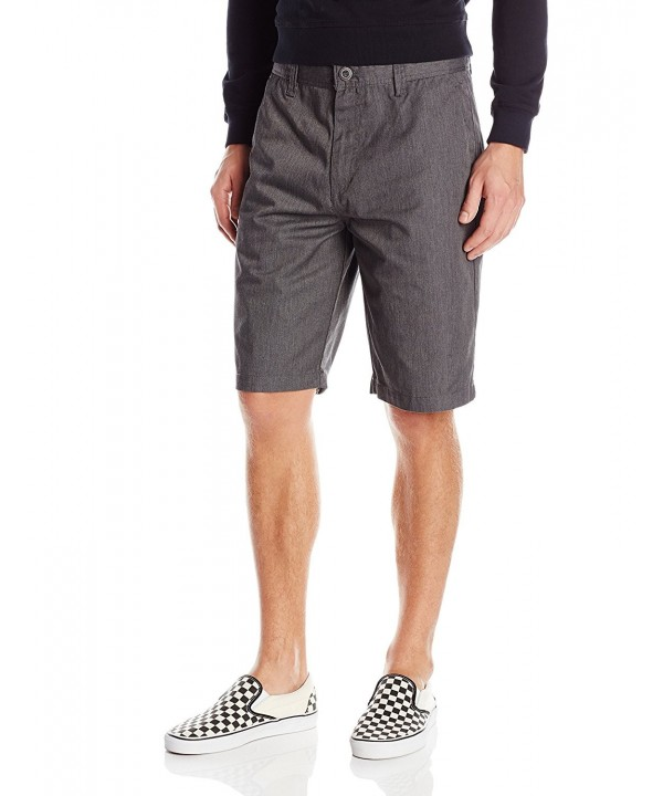 Volcom Frickin Chino Charcoal Heather
