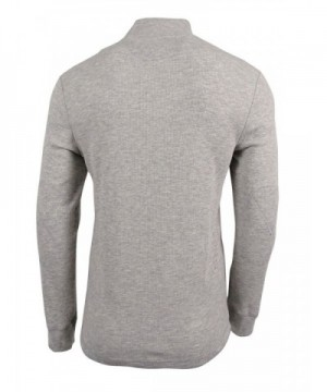 Designer Men's Henley Shirts Wholesale