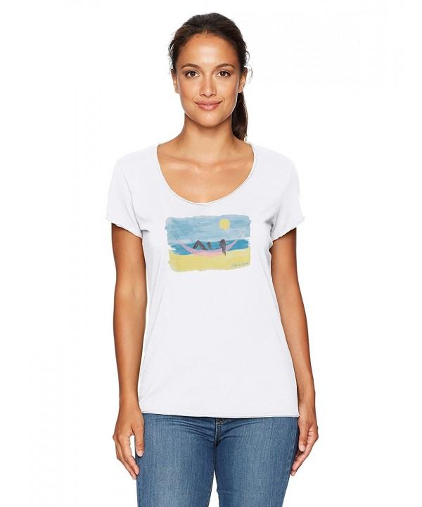 Life Womens Smooth Hammock T Shirt