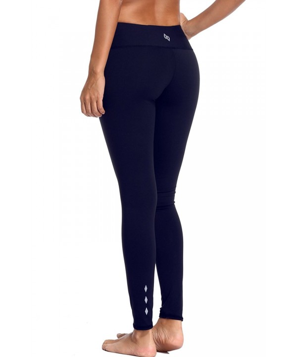 Sociala Womens Control Workout Leggings