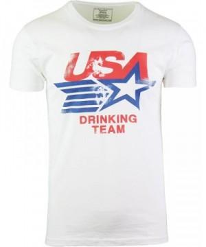 ShirtBANC Drinking Shirt Vintage Large