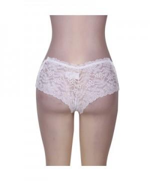 Boyshorts Underwear Breathable Traceless Transparent