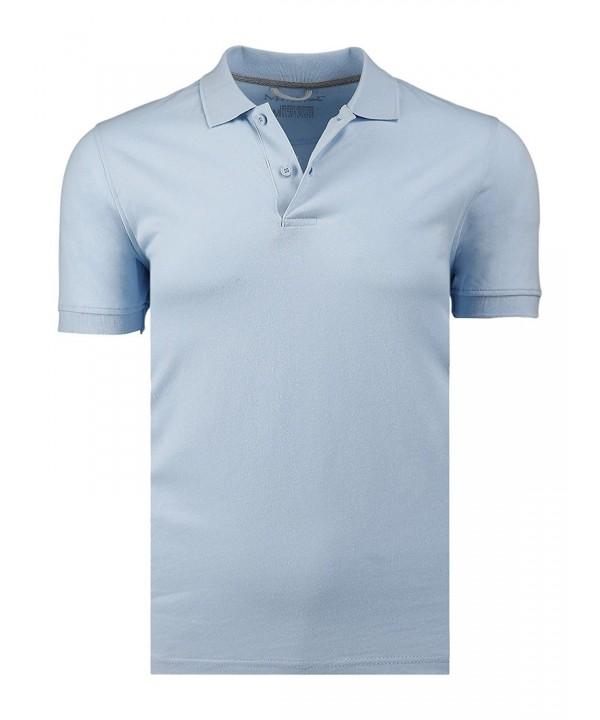 MARQUIS Mens Solid Jersey Medium