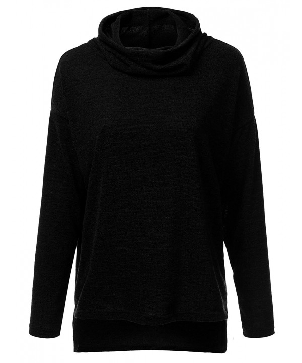 NINEXIS Womens Oversized Pullover Sweater