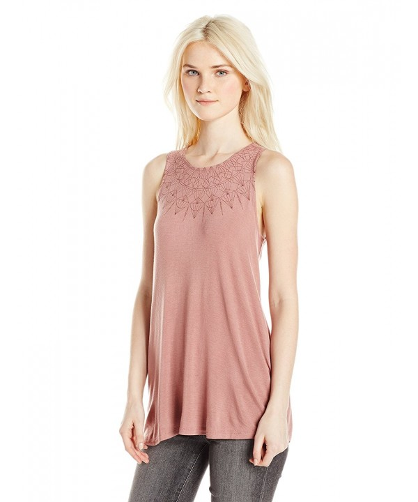 RVCA Juniors Circle Tunic Tank