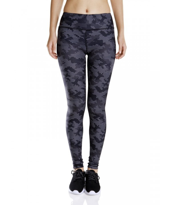 LUXJA Printed Leggings Sports Camouflage