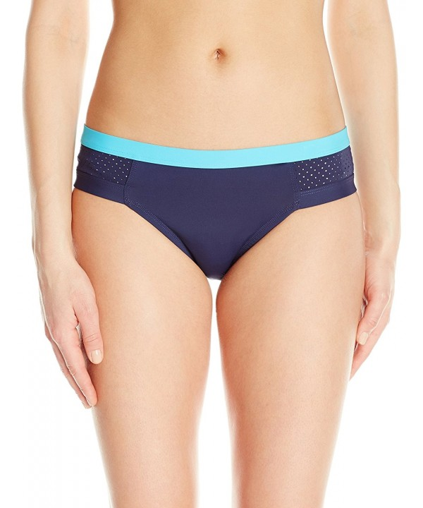 Anne Cole Locker Womens Perforated
