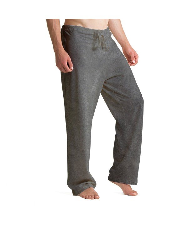 Mens Drawstring Lounge Pants XL