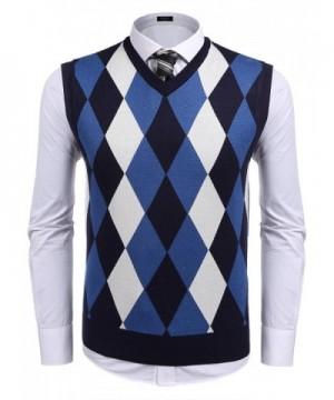 Men's Sweater Vests Outlet Online