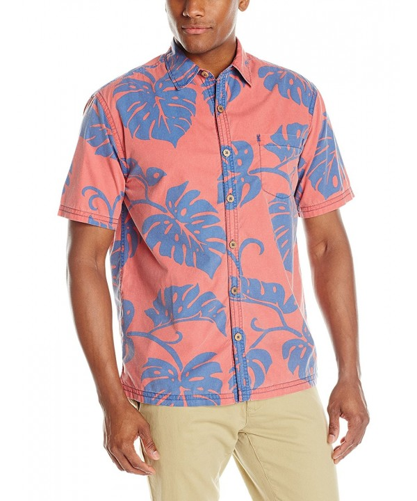 Kahala Mens Manoa Red Medium
