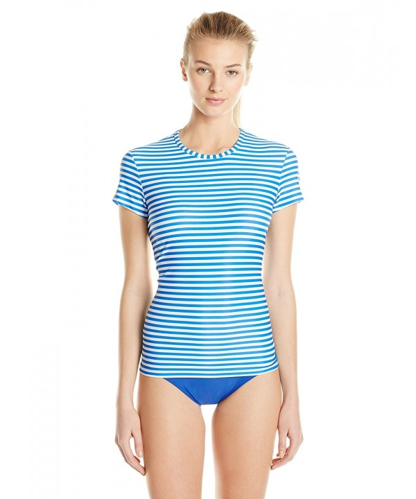 Mott50 Womens Royal Stripe Small