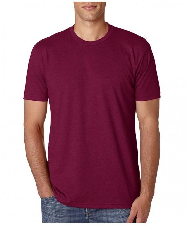 Next Level Apparel Crewneck T Shirt