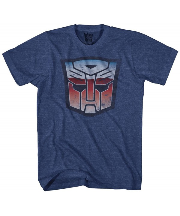 Transformers Stressed T Shirt Heather X Large