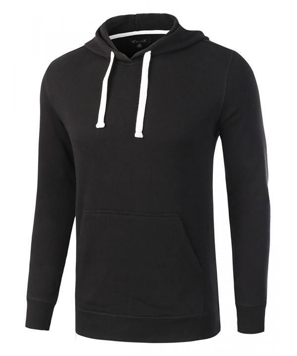 HETHCODE Classic Casual Lightweight Sweatshirt