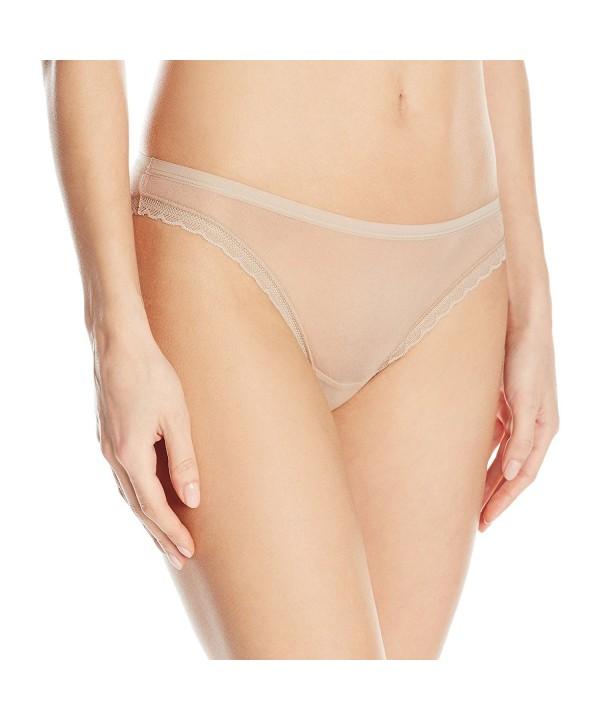 OnGossamer Womens Nothing Bikini Panty