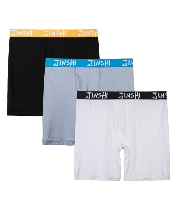 JINSHI 3 Pack Performance Active Underwear