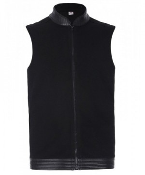 Casual Lightweight Fleece Sleeveless Jacket