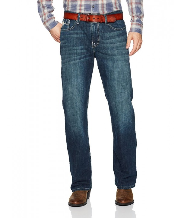 Cinch Grant Relaxed Medium Stonewash