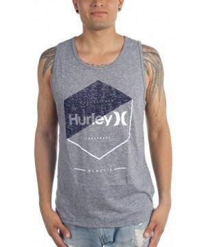 Hurley Graced Tri Blend Medium Charcoal