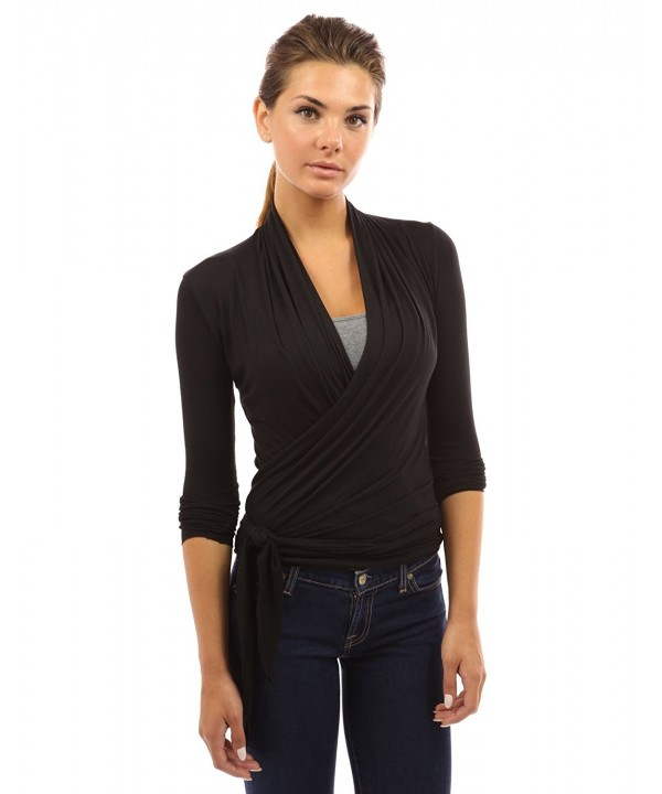 PattyBoutik Womens Convertible Sleeve Casual