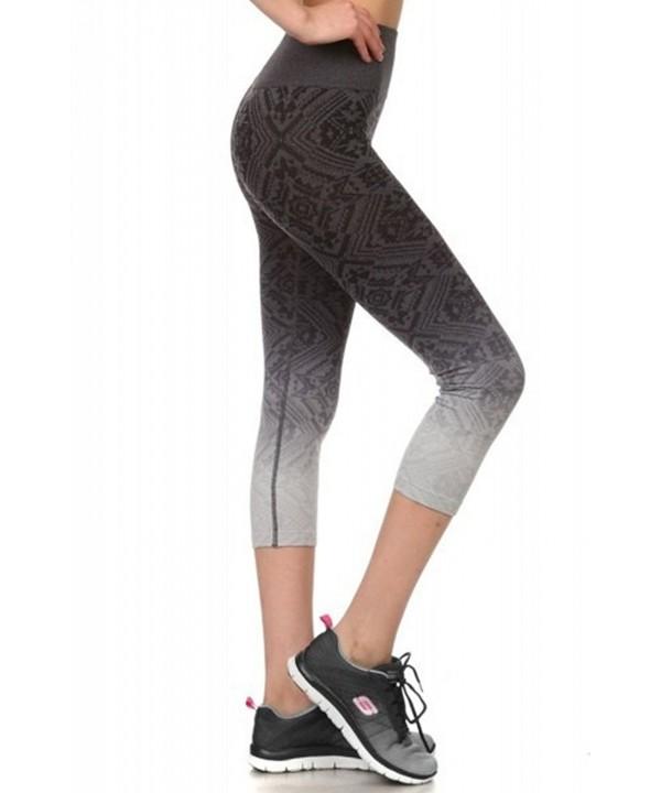 Gzero Womens Waist Workout Leggings