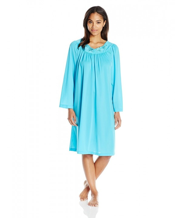 Shadowline Womens Petals Sleeve Turquoise