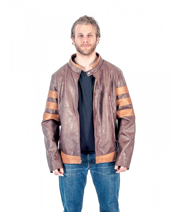 MARVEL Replica Wolverine Jacket Small