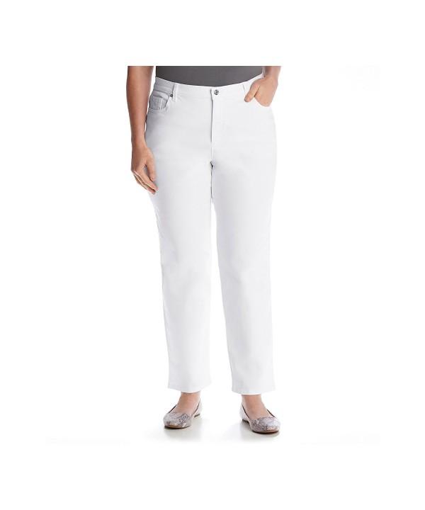 Gloria Vanderbilt Amanda Denim Jeans