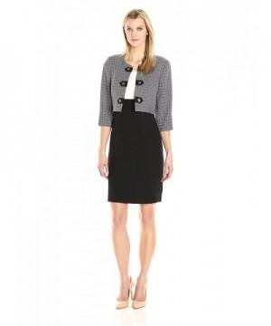 Sandra Darren Womens Sleeve Jacket