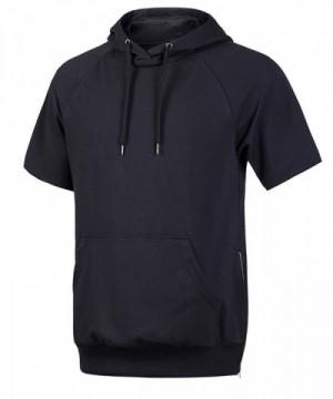 Hsumonre Drawstring Hoodies Pullover Sweatshirts