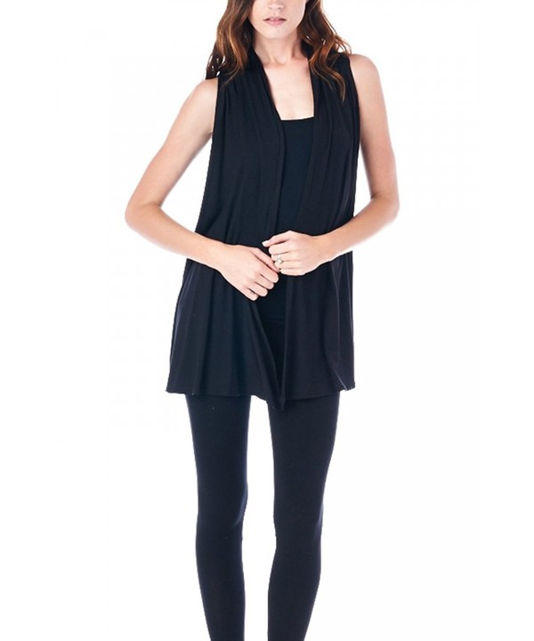 82J 2061RS BLK WomenS Rayon Super Comfortable
