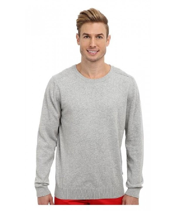 Nautica Mens Crew Sweater Medium