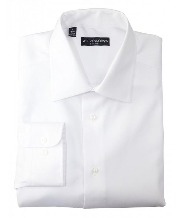 Weitzenkorns Designer Cotton Dress Shirt
