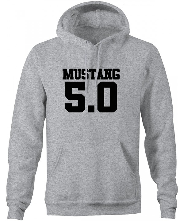 Mustang Sports Jersey Racing Sweatshirt
